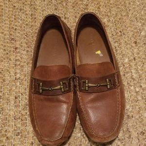 Cole Haan leather loafers men's 9.5